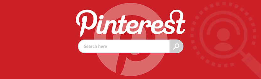Pinterest is a visual search engine